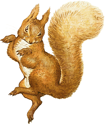 An image of Squirrel Nutkin